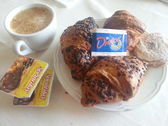 Grand Hotel Terme Parco Augusto: colazione