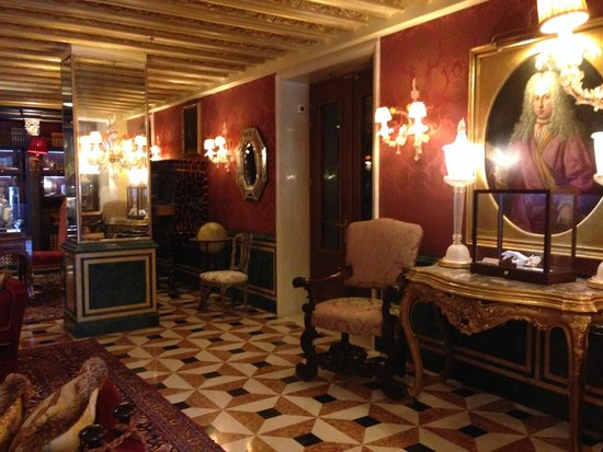 The Gritti Palace, A Luxury Collection Hotel : Lobby