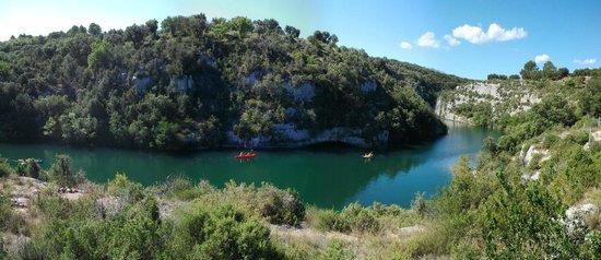 Montagnac-Montpezat, France: Ballade en canoé kayak