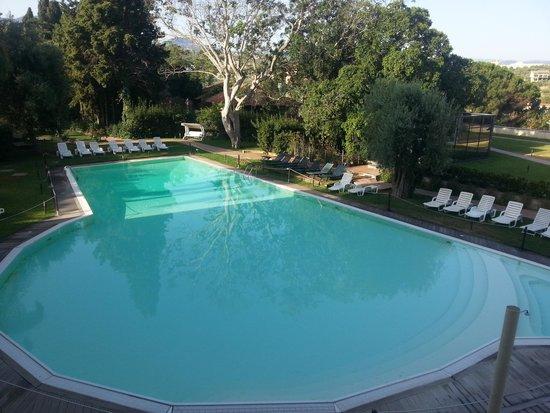 Grand Hotel Terme Parco Augusto: piscina