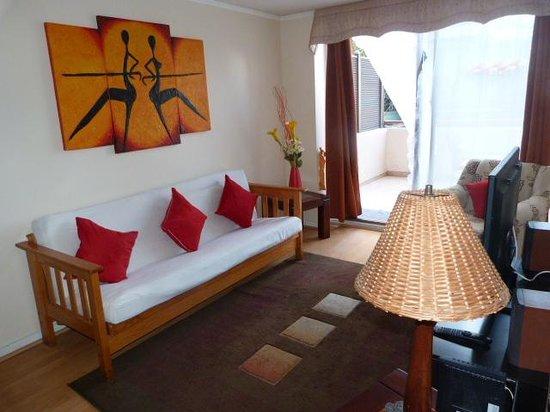 Santa Blanca Apart Hotel