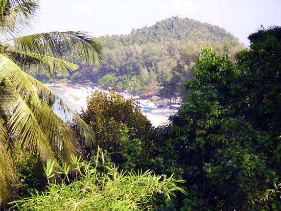 Karon View Point : una vista da kata noi prima di salire al point