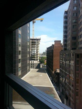 Delta Hotels par Marriott Montréal : Construction site