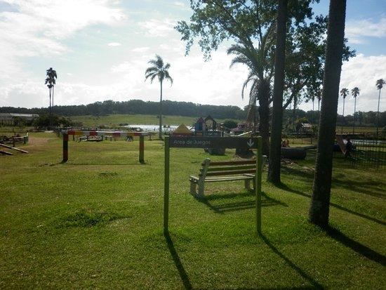 Fortaleza de Santa Teresa: Área de lazer