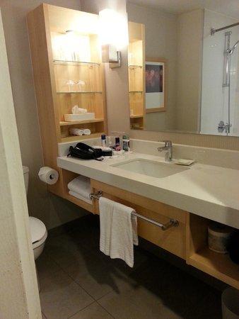 Delta Hotels par Marriott Montréal : Bathroom
