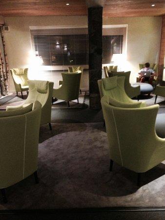 Hotel du Golf: Salon de l hôtel