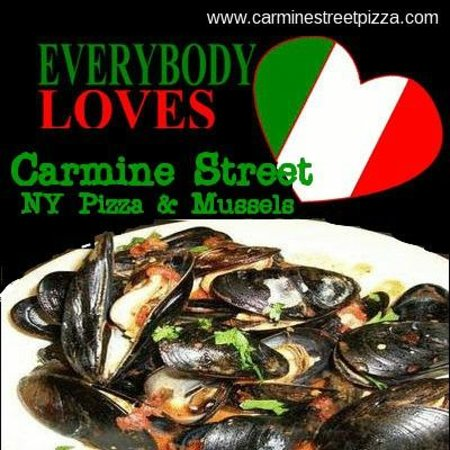 Carmine Street N.Y. Pizza & Mussels: The best italian food in cape coral florida