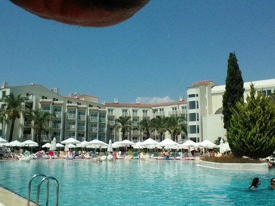 SENTIDO Perissia: hotel view