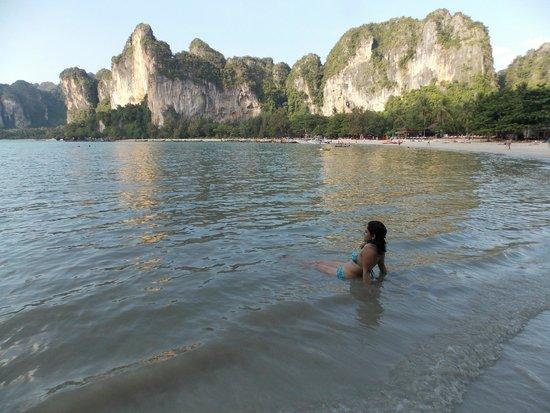 Railay Beach: relax maximo