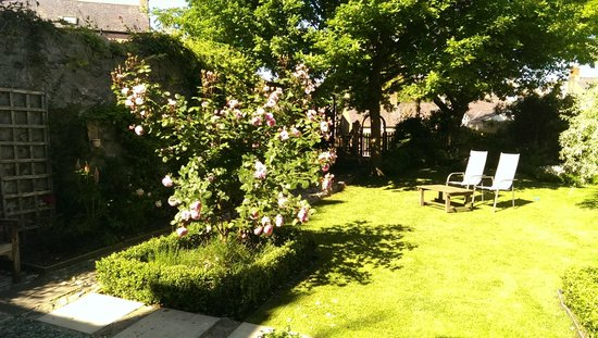 Churchbank Bed and Breakfast : Churchbank Garden