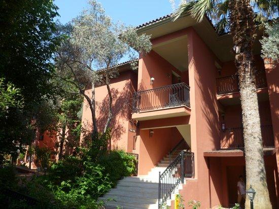 Suncity Hotel & Beach Club: Наш домик
