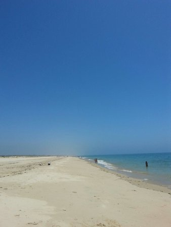 Cabanas, البرتغال: Praia Cabanas de Tavira
