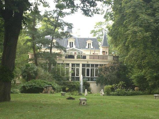 Les Jardins d'Épicure : The hotel