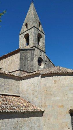 Abbey of Thoronet: Chevet de l abbatiale du thoronet