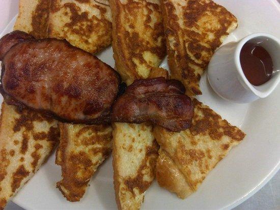 Bite Cafe: French toast.... yuumy