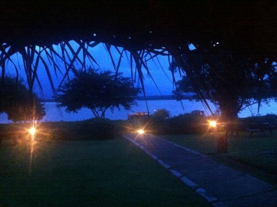 Evolve Back, Kabini : lobby view to river Kabini
