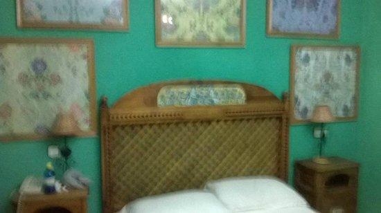 Hotel El Refugio: Habitación