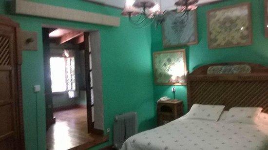 Hotel El Refugio : Habitación