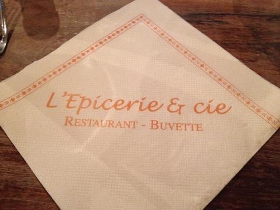 L'Epicerie & Cie: epicerie