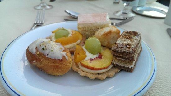 IBEROSTAR Royal El Mansour & Thalasso : úžasné koláče
