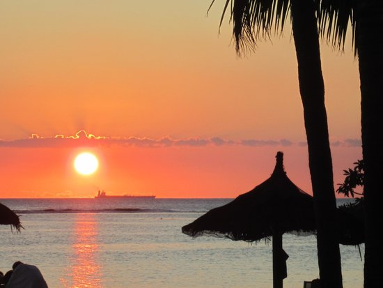 La Pirogue Resort & Spa: TOUS LES SOIRS