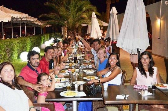 Hotel Meninx : Jantar de Tugas