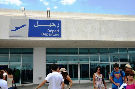 Hotel Meninx : Aeroporto