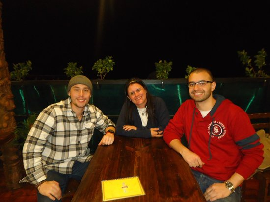 Ecopackers Machupicchu: O bar/restaurante do hostel