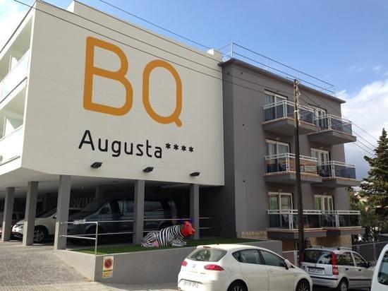 hotel augusta palma de mallorca: