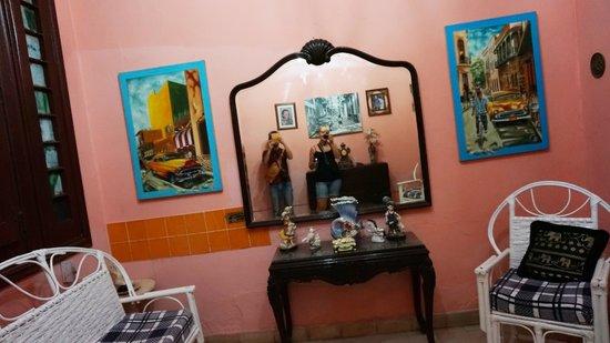 Casa Maritza de la Osa: Entrance/common area