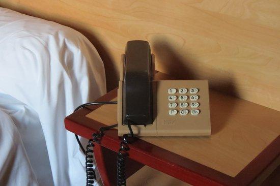 Hotel Central : bedroom - detail