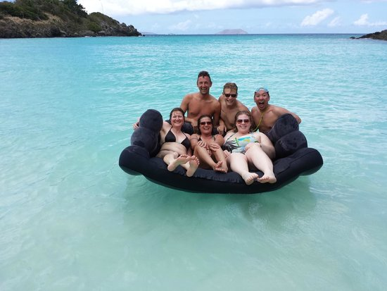 Hast Hill: Caribbean couch potato