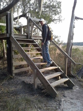 Fort McAllister State Park: Ft McAllister in February