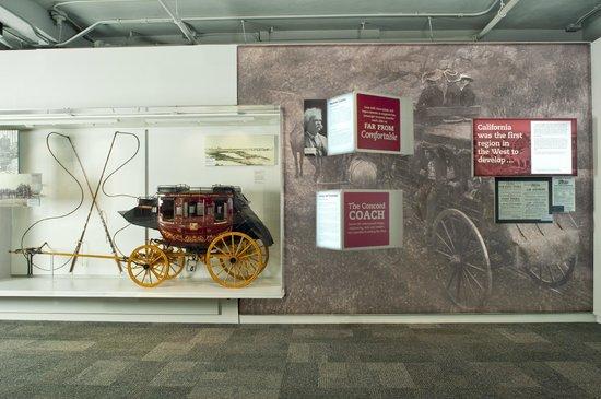 The Banning Museum: Improbable Gateway Transportation Exhibit