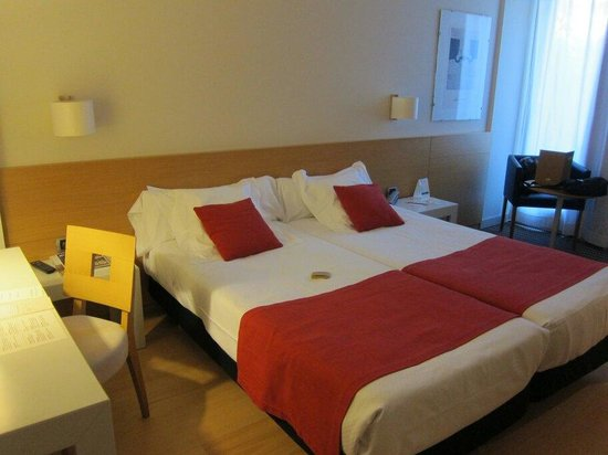 Hotel Jaizkibel : Tranquila habitación