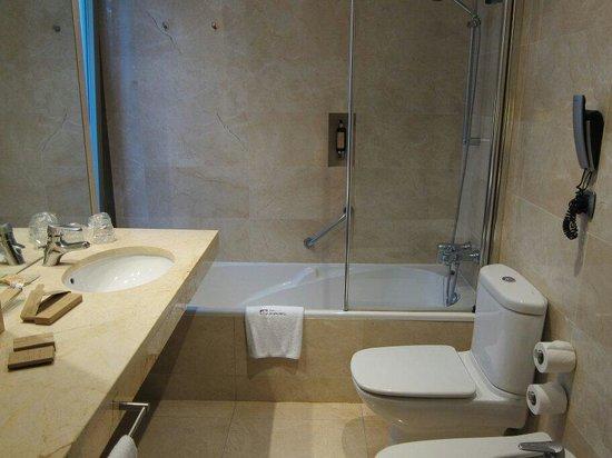 Hotel Jaizkibel : Baño