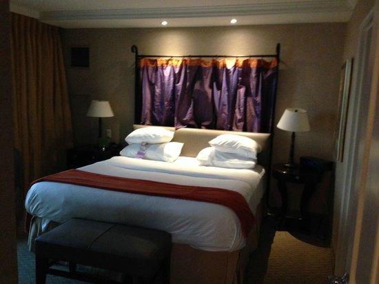 Harrah's New Orleans: Suit bedroom