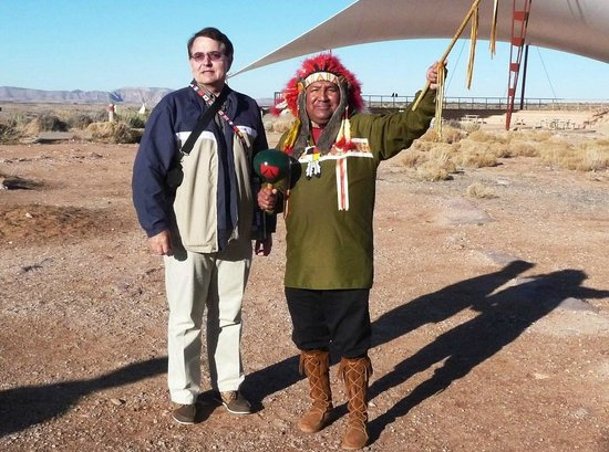 Grand Canyon Tours: With Hualapai Indian Tribe member