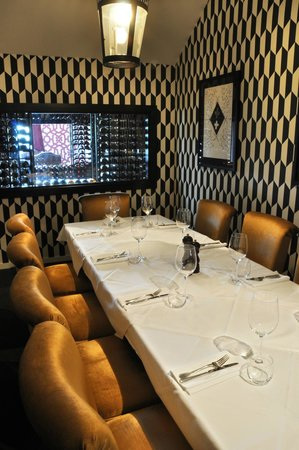 Botswana Butchery: Botswana Champagne Room