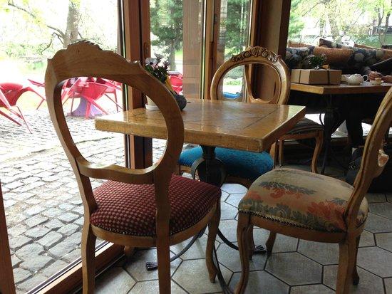 Apsara Tea House : интерьер