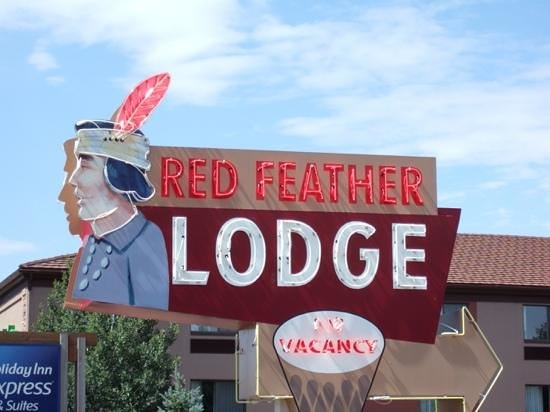 Wonderful stay at the Red Feather Lodge