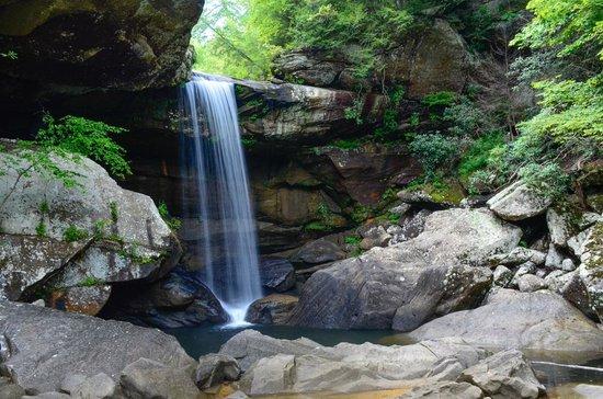 คอร์บิน, เคนตั๊กกี้: Eagle Falls