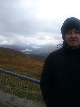 Nevis Range Mountain Experience: What a view