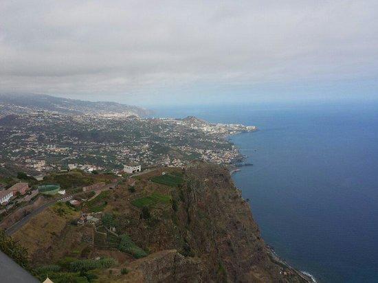 Cabo Girao : Miradouro