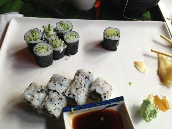 Sushi Yoshi: No presentation