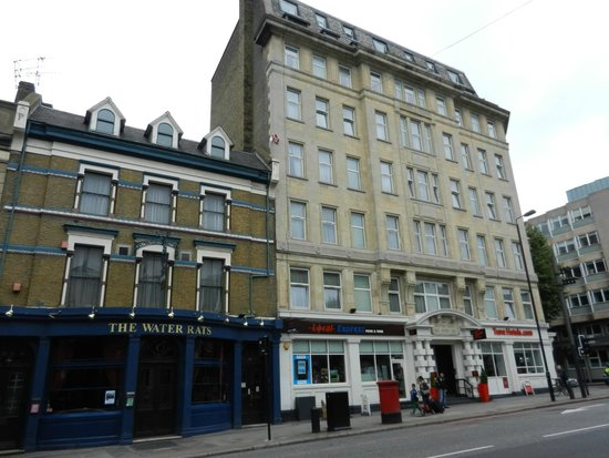Point A Hotel, London Kings Cross St Pancras: Hotel