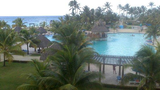 Occidental Caribe : foto desde la habitación