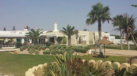 Eden Village El Borj : giardino