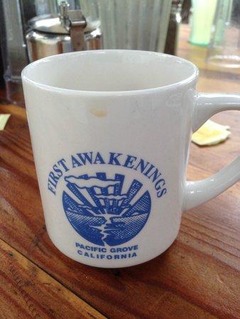 First Awakenings : Coffee