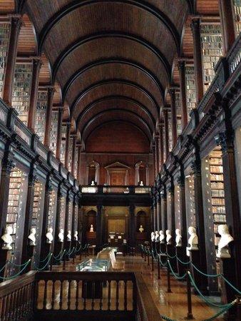Trinity College Dublin: Merita una visita!